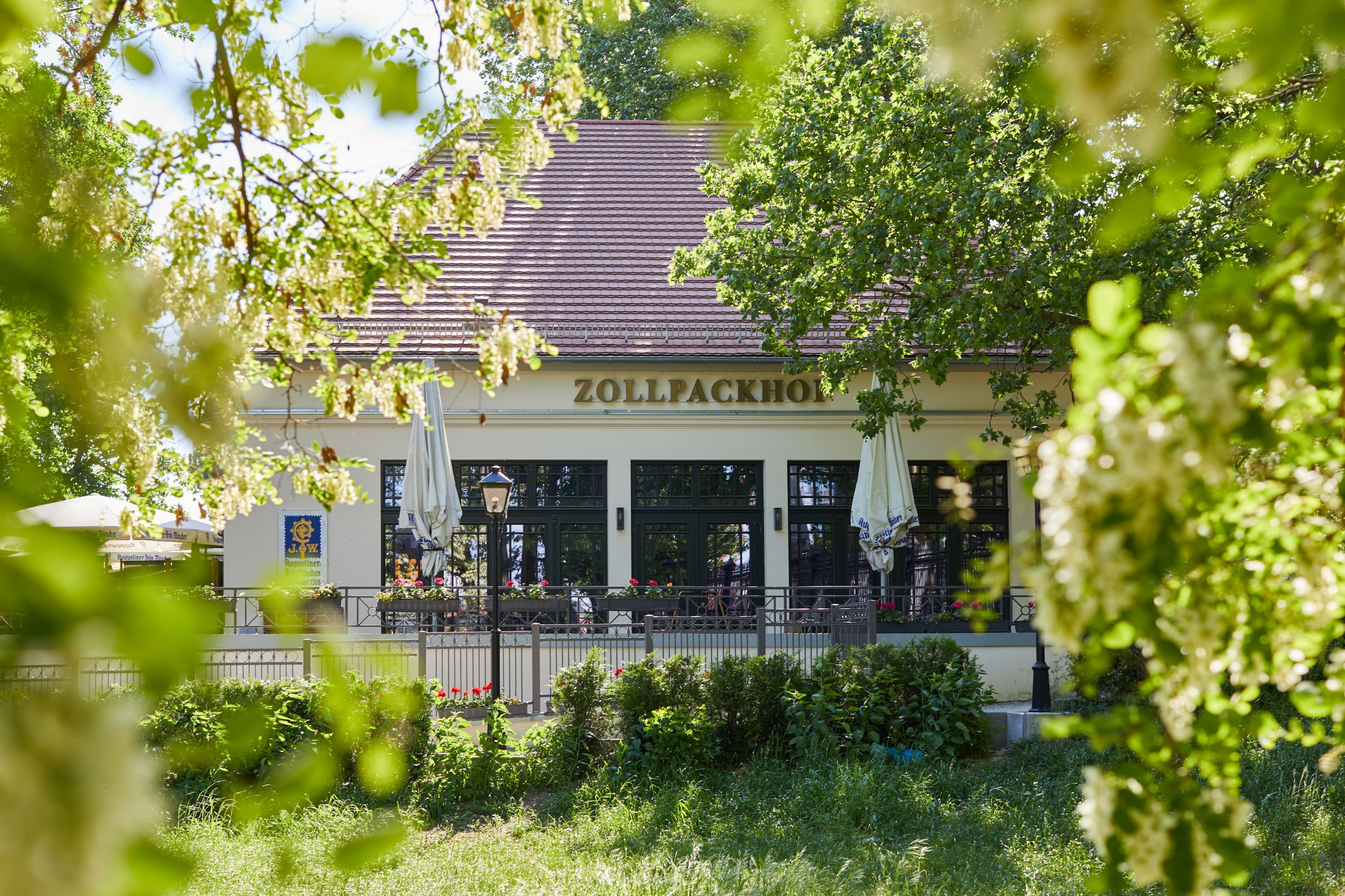 Zollpackhof Restaurant