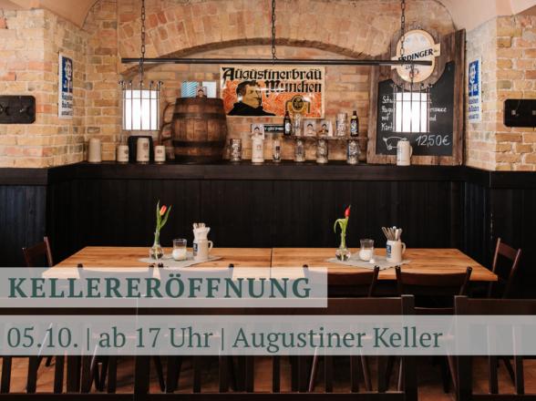 Augustiner Keller Opening
