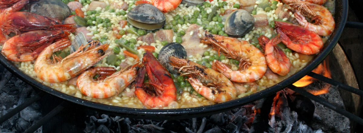 After Work BBQ – Paella